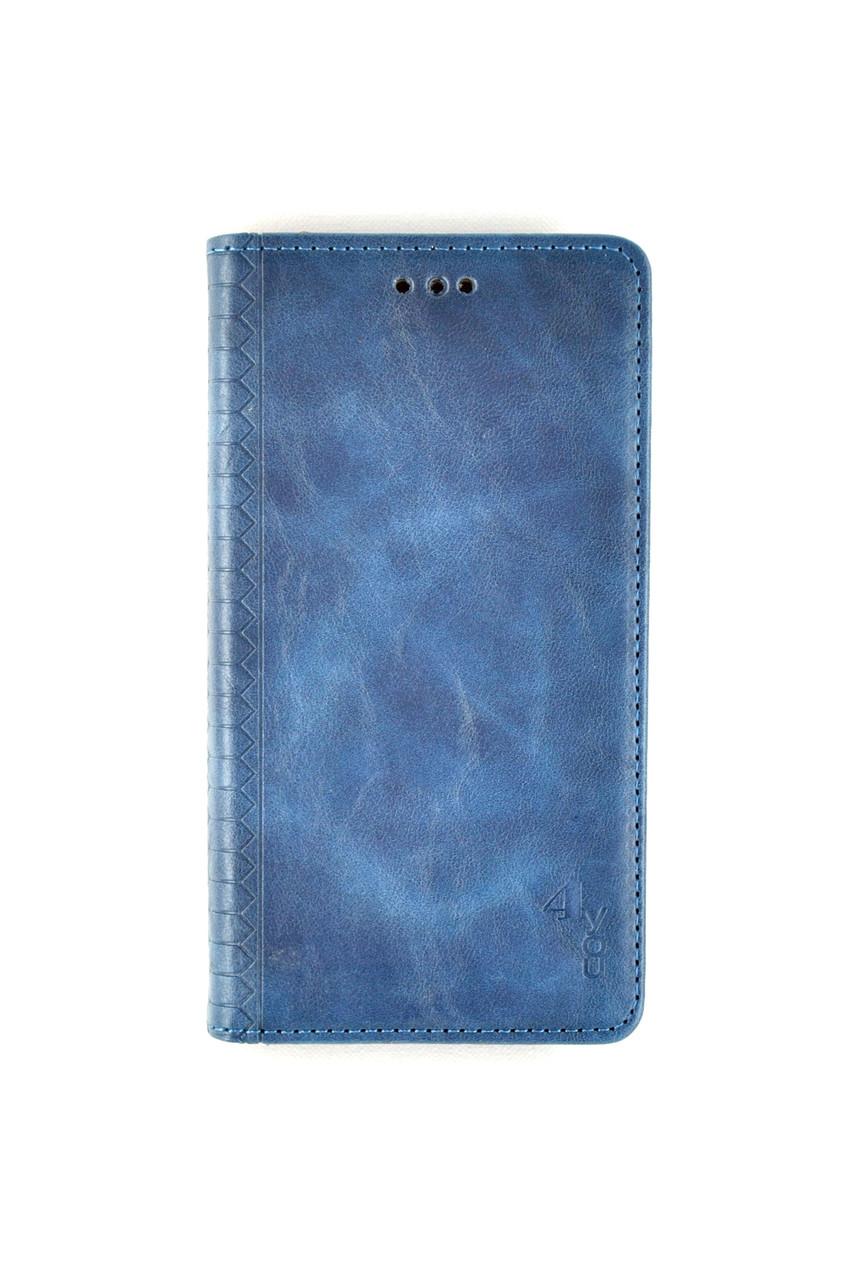 Чехол-книжка Flip Cover for Samsung M01 (2020) WALL Dark blue (4you)