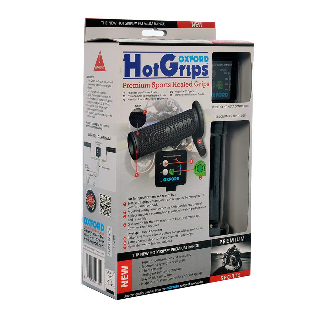 Ручки з підігрівом Oxford HotGrips Premium Sport OF692