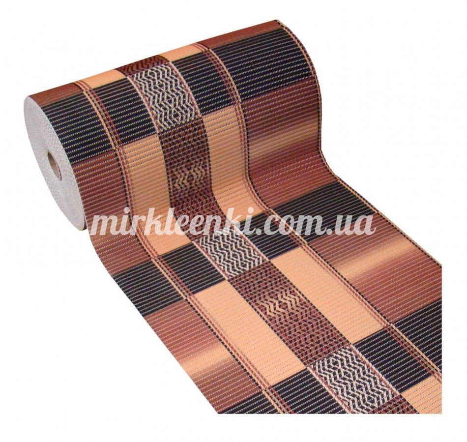 Качественный рулонный мерный коврик ширина 80 см для Ванной Туалета Кухни Коридора Дорожка Аквамат розница