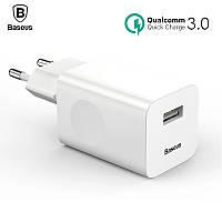 Зарядное устройство Baseus Quick Charge 24Bт
