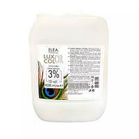 Окислительная эмульсия для волос Elea Professional Luxor Color Developer 3% (10 Vol.) 4000 мл