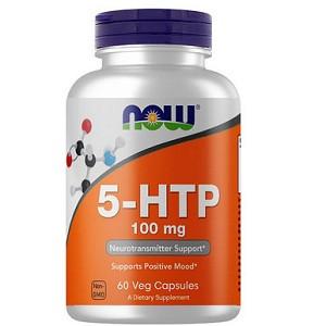 Аминокислота Now Foods 5-HTP 100 mg (60 капсул.)