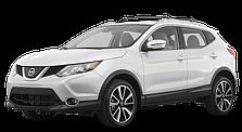 Защиты двигателя на Nissan Rogue Sport (с 2019--)