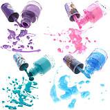 Набор детских лаков для ногтей Дисней Фрозен Disney TownleyGirl Frozen косметика для девочки, фото 3