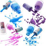 Набор детских лаков для ногтей Дисней Фрозен Disney TownleyGirl Frozen косметика для девочки, фото 5
