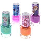 Набор детских лаков для ногтей Дисней Фрозен Disney TownleyGirl Frozen косметика для девочки, фото 9