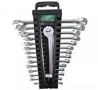 Набор ключей комбинированных на холдере 14 шт. TOPTUL GAAC1401