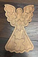Пазлы деревянные Ангел