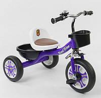 Велосипед 3-х колёсный Best Trike LM-1355 Фиолетовый, фото 1