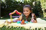 Enchantimals Savannah Sleepover Playset with Griselda Giraffe Doll Кукла энчантималс жираф ночевка в саванне, фото 3