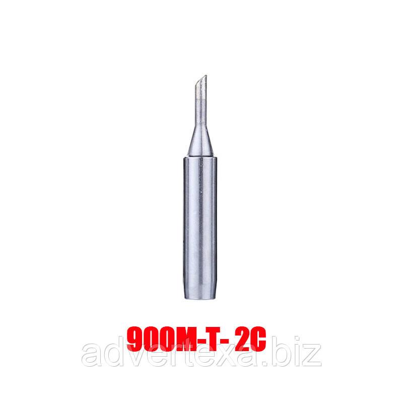 Жало 900M-T-2C мідна для паяльника і паяльних станцій Hakko, Lukey, Аtten, 936, 937, 938, 969, 8586, 852D