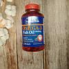 Puritan's Pride Omega-3 Fish Oil 120 caps 950 mg active omega , омега 3 рыбий жир