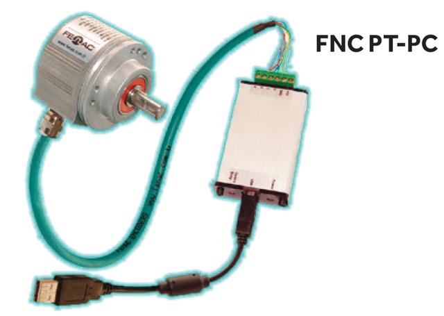 Устройство для программирования энкодеров FNC PT FENAC