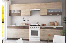 Кухня Алина от Сокме (дуб сонома\мокко)