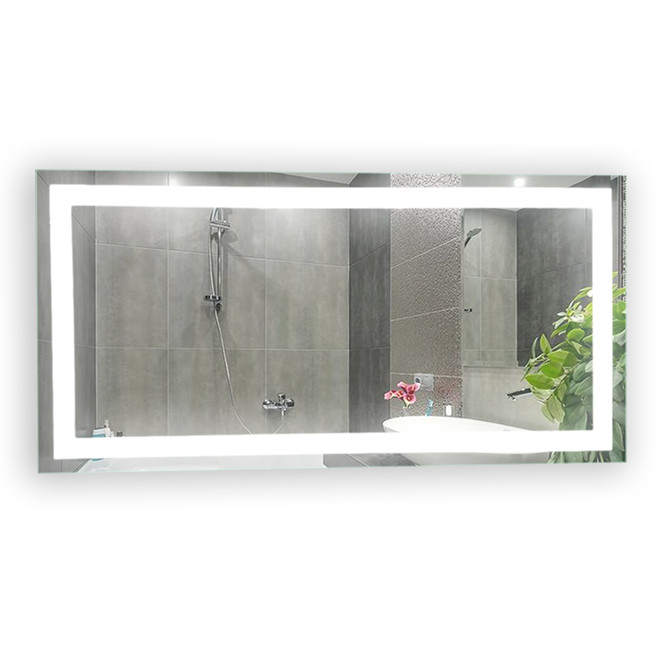Зеркало LED (60*110*2,5см) VZ-AL-D62 с сенсором