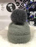 Шапка зимняя женская, фото 1