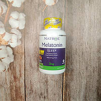 Natrol Melatonin 150 tab 3 mg Strawberry flavour, фото 1
