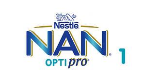 Детские смеси для новорожденных NAN 1 (НАН 1 с 0 до 6 месяцев)