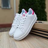 Кроссовки распродажа АКЦИЯ последние размеры Adidas Stan Smith 550 грн 38(24см), 39(25см), 40(25, , люкс копия, фото 4