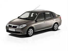 Фонари задние для Renault Symbol 2008-13