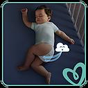 Подгузники Pampers New Baby Размер 2 (4-8 кг) 43 шт., фото 4