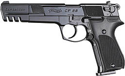 "Пистолет пневматический Walther CP88 6"""