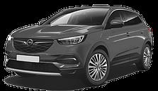 Защита двигателя на Opel Grandland X (с 2017 --)