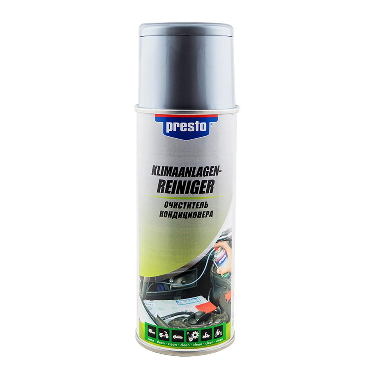 Очиститель кондиционера Presto Klimaanlagen-Reiniger 400 мл (281624)