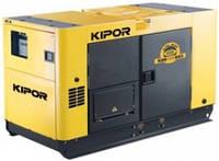 Однофазный дизельный генератор Kipor KDE16STAO (13 кВт)