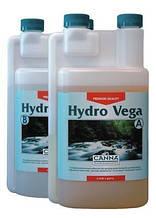 Удобрение для гидропоники Canna Hydro Vega A + B по 1л