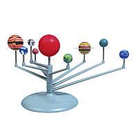 """Детский научный игровой набор Lesko DIY 1007 """"Солнечная система"""" эксперименты для детей"""