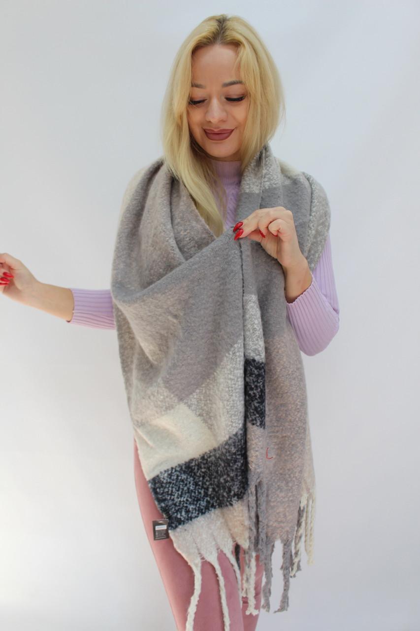 Теплый шарф Дреды 131008