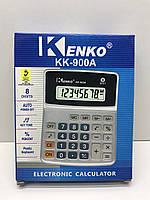 Калькулятор настольный kk-900A со звуковым сигналам