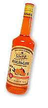 Сироп Апельсин Щедрик 700 мл