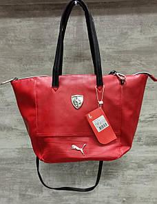 Сумка женская Puma Ferrari