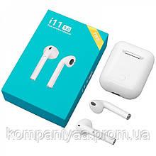 Бездротові сенсорні Bluetooth навушники i11-TWS 5.0