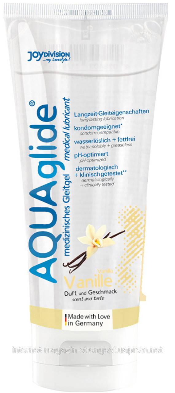 Лубрикант AQUAglide Vanille (ваніль), 100 мл