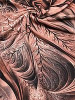 Женский палантин с красивым рисунком - купить на Kosinka.net