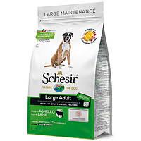 Сухий корм Schesir Dog Adult Large Lamb 12кг