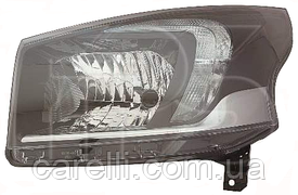 Фара левая электро Н4 для Renault Trafic 2014-19
