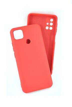 Чехол Samsung A01 Core/M01 Core Silicon Soft Touch Red, фото 2