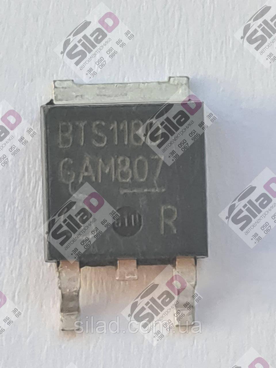 Транзистор BTS118D Infineon корпус TO-252