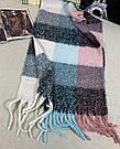 Теплый шарф Дреды 131020, фото 3