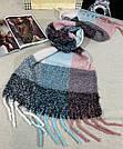 Теплый шарф Дреды 131020, фото 4