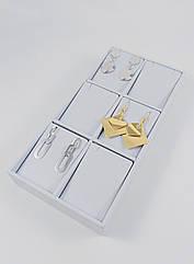 Планшет для демонстрации  6 пар серег/Планшет для сережок