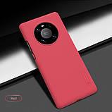 Защитный чехол Nillkin для Huawei Mate 40 Pro Super Frosted Shield Red, фото 6