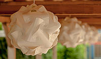 Абажур, плафон для светильника 30 см, фото 1