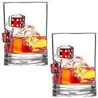 """Подарочные стаканы для виски """"Фортуна"""" Гранд Презент 640016"""