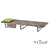 Vitan раскладушка Компакт, лес (2110096)