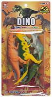 Набор игровых фигурок Dingua Динозавры, 16 шт